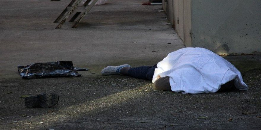 Adana'da 'miras' intiharı