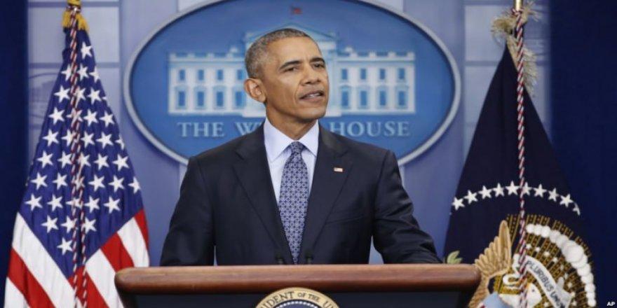 Obama giderayak PKK için Barzani'yi de veto etmiş