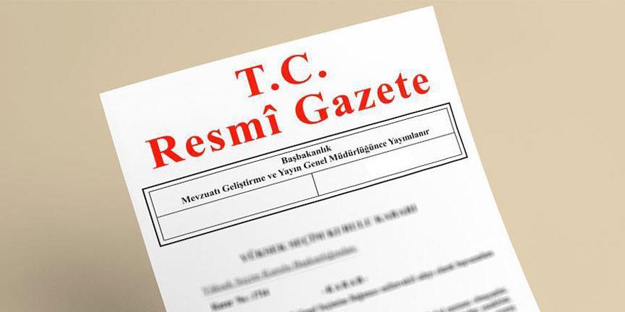 Yeni Kararname ile Konya'da ihraç edilen isimler