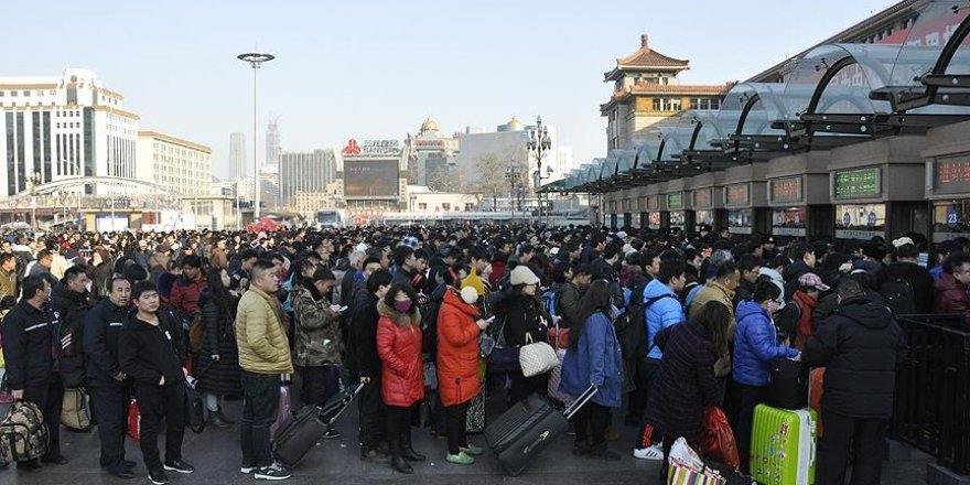 Çin'de 'dünyanın en büyük iç göçü' devam ediyor