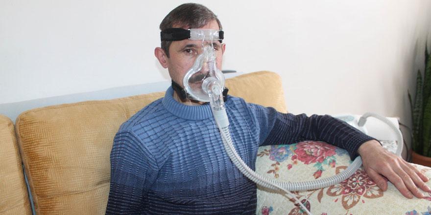 Hayatta kalması kalp ve akciğer nakline bağlı