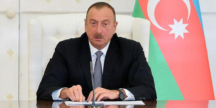 Aliyev: İkinci bir Ermeni devleti kurulmasına müsaade etmeyiz