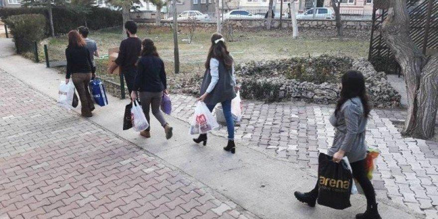 Üniversite öğrencilerinden iyilik hareketi