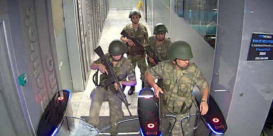 TRT ve Digitürk'ü basan FETÖ'cülerin görüntüleri iddianamede