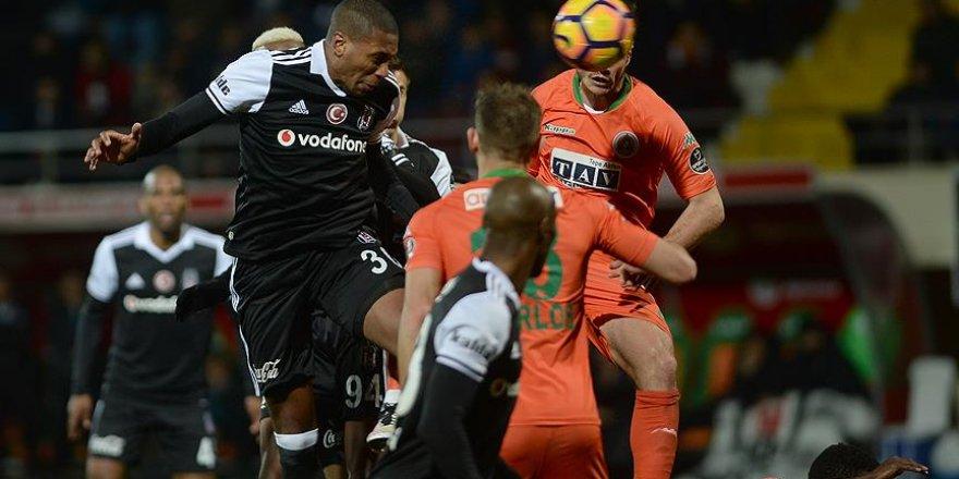 Beşiktaş liderlik koltuğuna oturdu