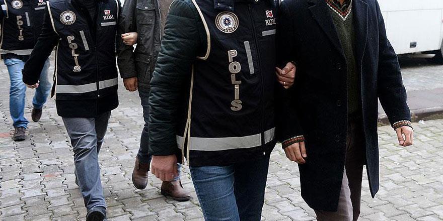 Uşak merkezli FETÖ soruşturmasında 25 kişi tutuklandı