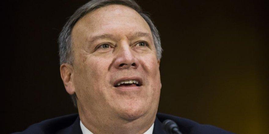 Trump'ın adayı Pompeo, CIA'in yeni patronu oldu