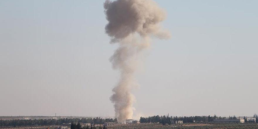 107 DEAŞ hedefi vuruldu, 13 terörist etkisiz hale getirildi