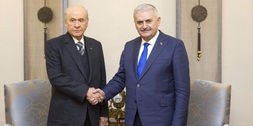 AK Parti ve MHP ortak hükümet mi kuracak?