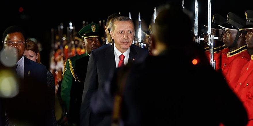 'Mozambik ziyareti ikili ilişkilerde yeni ufuklar açacak'