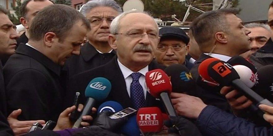 Kılıçdaroğlu'ndan skandal açıklama