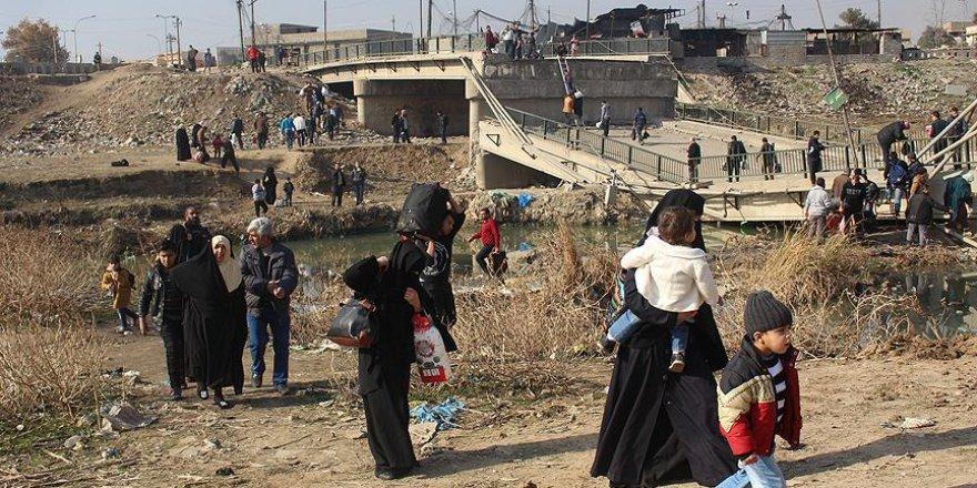 BM Musul'daki durumdan endişeli