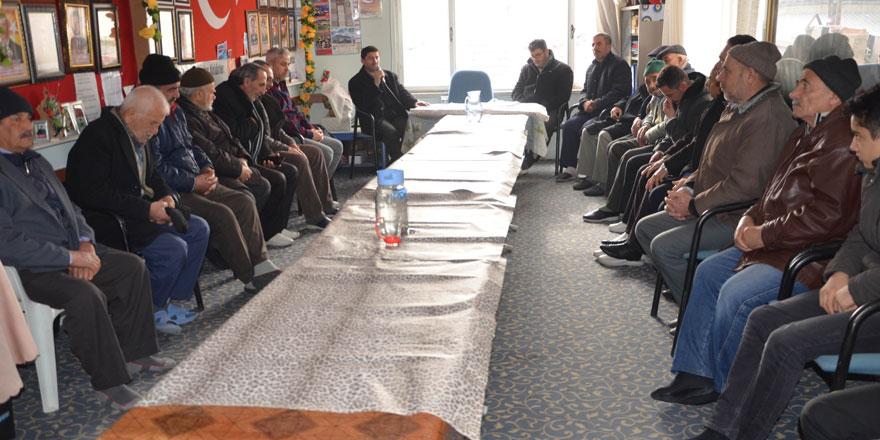 Ereğli Belediyesi, şehitleri Mevlid-i Şerif okutarak yad ediyor
