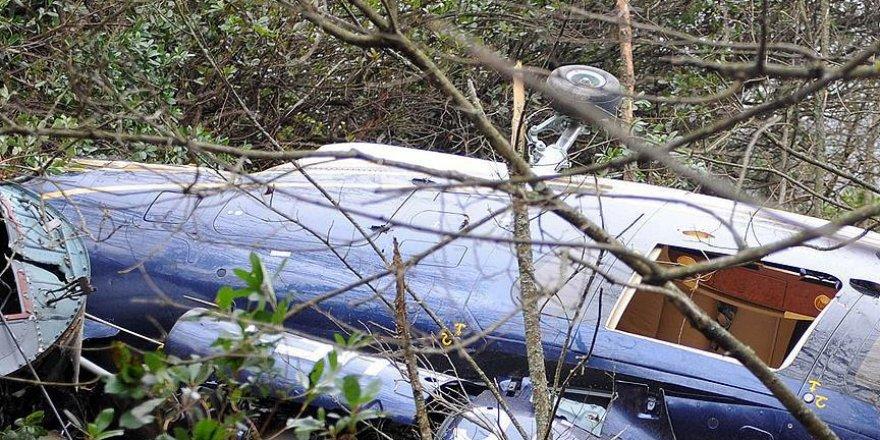 İtalya'da helikopter kazası: 6 ölü
