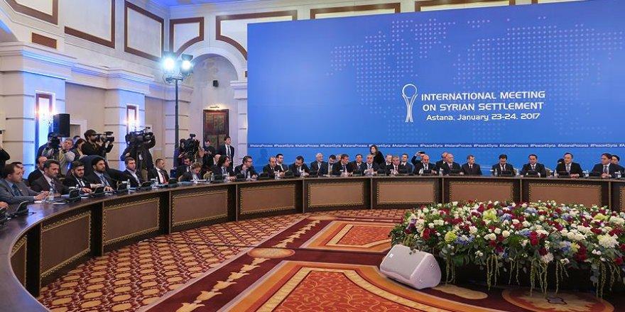 Suriye krizinde Astana dönemeci