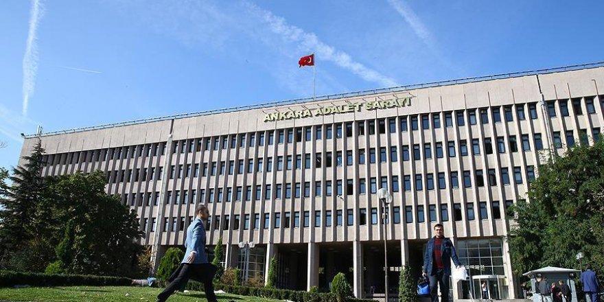 Eski Ankara Büyükşehir Belediyesi çalışanı 15 kişi FETÖ'den tutuklandı