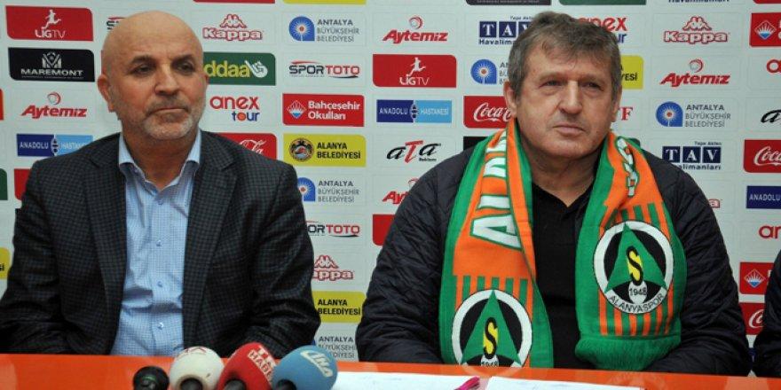 Alanyaspor'un yeni Teknik Direktörü Safet Susic