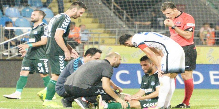 Konyaspor - Galatasaray maçının hakemi açıklandı