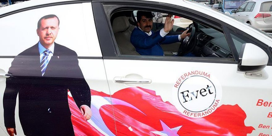 DSP'nin genel başkan adayı 'EVET' kampanyasına destek için Türkiye turuna çıktı