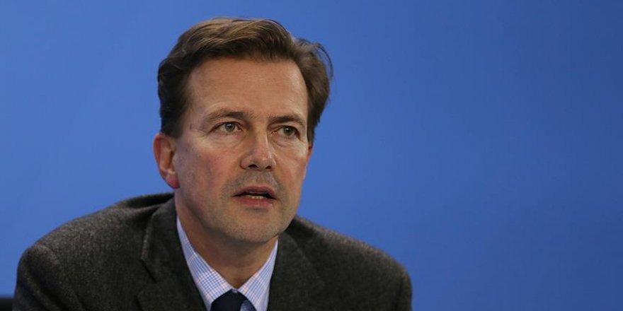 """Alman Hükümet Sözcüsü Seibert: """"Yunanistan'ın Libya Konferansı'na katılması hiç söz konusu olmadı"""""""