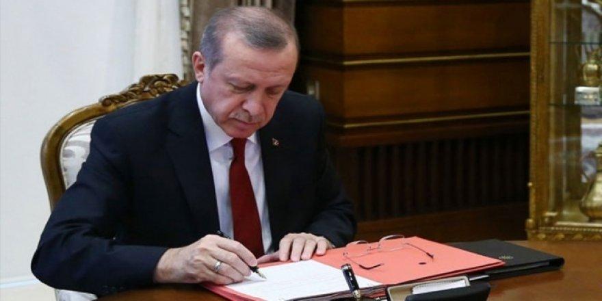 Anayasa Değişiklik Kanunu Cumhurbaşkanlığına gönderildi