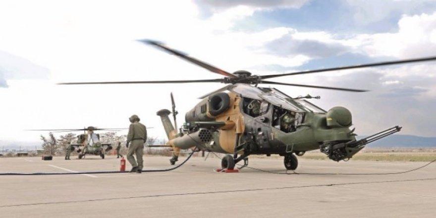 Helikopterler için kritik hamle! İmzalar atıldı
