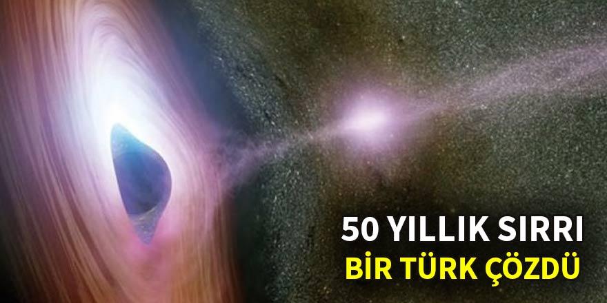 50 yıllık sırrı bir Türk çözdü