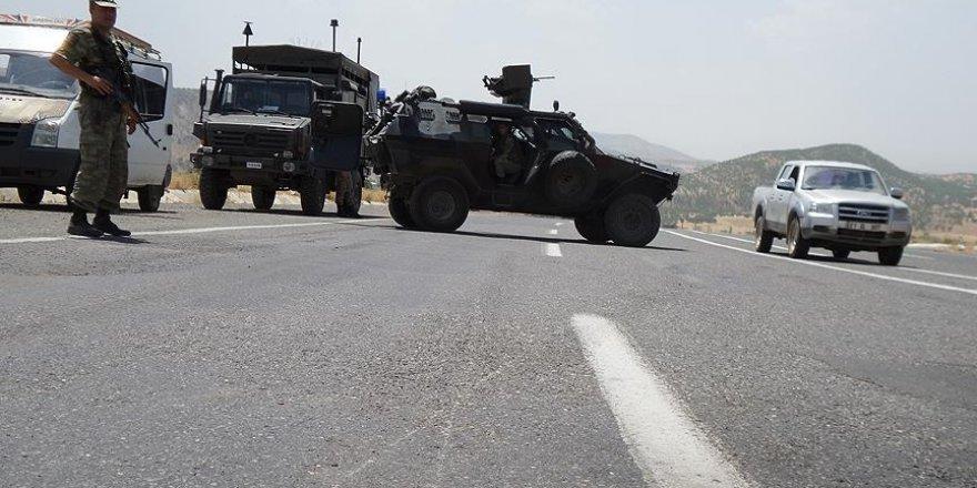 Siirt'te 'Geçici Özel Güvenlik Bölgeleri' 15 gün süreyle uzatıldı