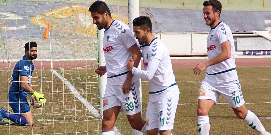 Konya Anadolu Selçukspor, toparlanmayı başardı