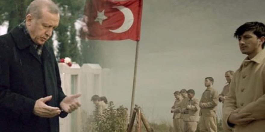 Cumhurbaşkanı Erdoğan'ın sesinden Çanakkale Zaferi tanıtım filmi