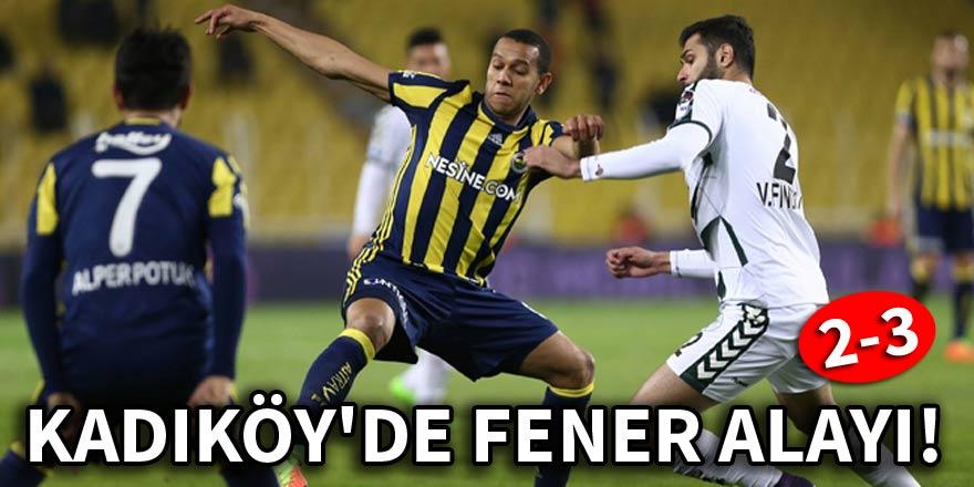 Kadıköy'de Fener alayı! 2-3