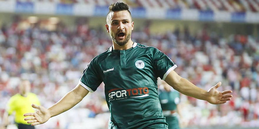 Ömer Ali Şahiner sakat sakat gol attı