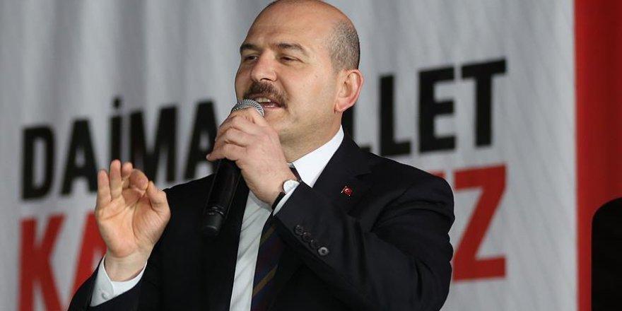 İçişleri Bakanı Soylu'dan Baykal'a çağrı