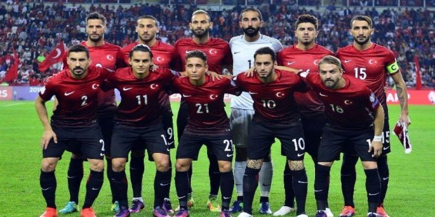 A Milli Takım kadrosu açıklandı! Konyaspor'dan futbolcu...