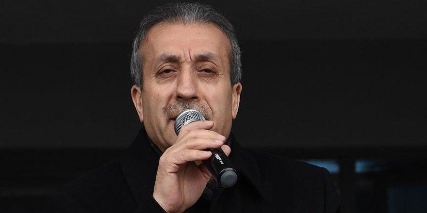 AK Parti Genel Başkan Yardımcısı Eker'in Almanya'daki etkinlikleri iptal edildi