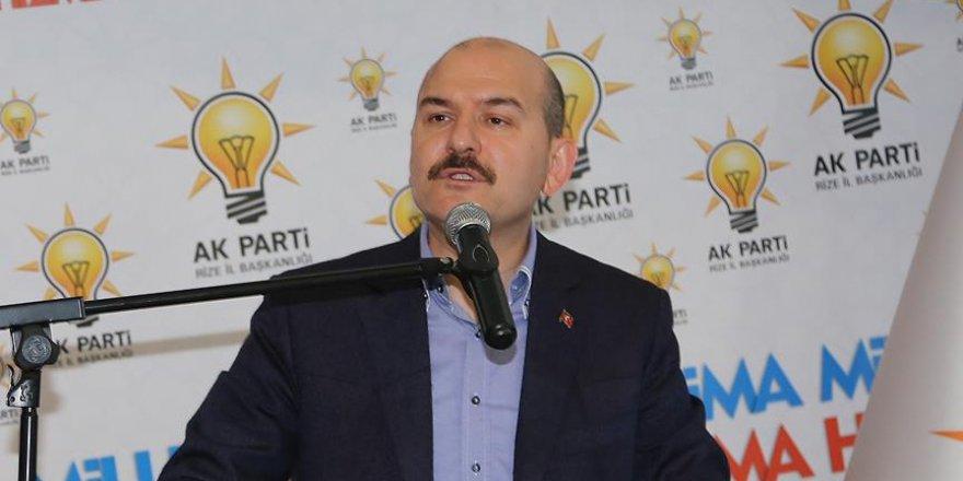 """""""Ayakları üzerinde duran bir Türkiye'ye bakmak istiyoruz"""""""