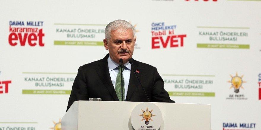 """Başbakan Yıldırım'dan """"OHAL"""" açıklaması"""