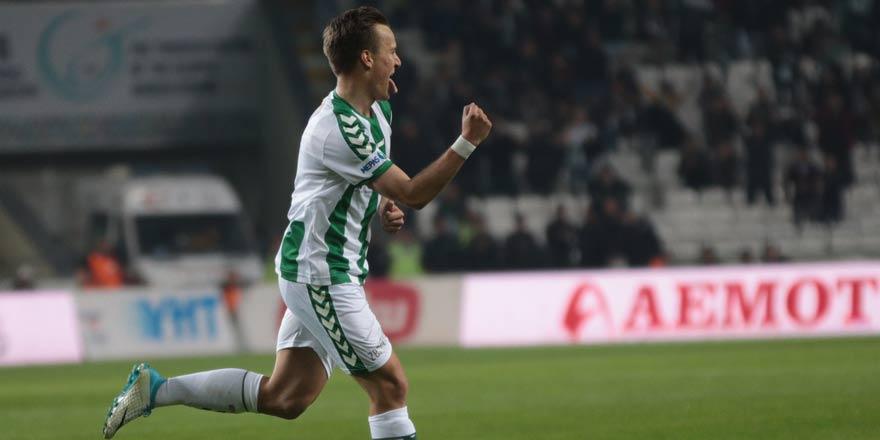 Konyaspor'da Deni Milosevic vitese taktı!