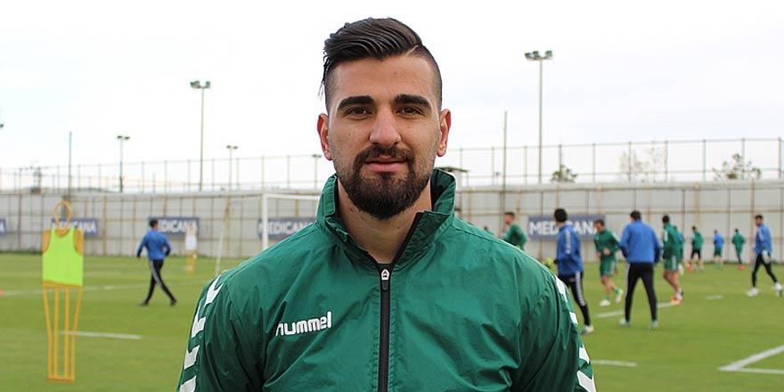 Konya Anadolu Selçukspor'da Ahmet Önay takımına güveniyor