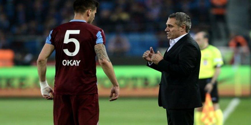 Trabzonspor'da Ersun Yanal ile yollar ayrıldı!