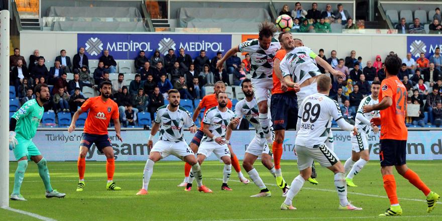 Konyaspor-Başakşehir finali stadı belli oldu!