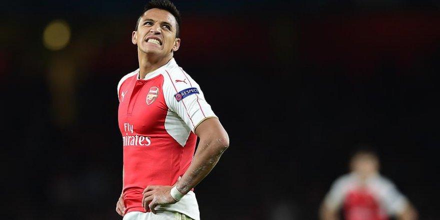 Alexis Sanchez için Arsenal'ın performansı hayal kırıklığı