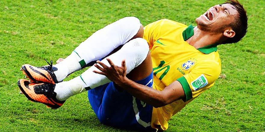 Kendini yere atan futbolcu artık ağır ceza alacak