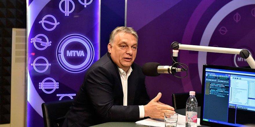 Macaristan Başbakanı Orban'dan AB'ye Soros tepkisi