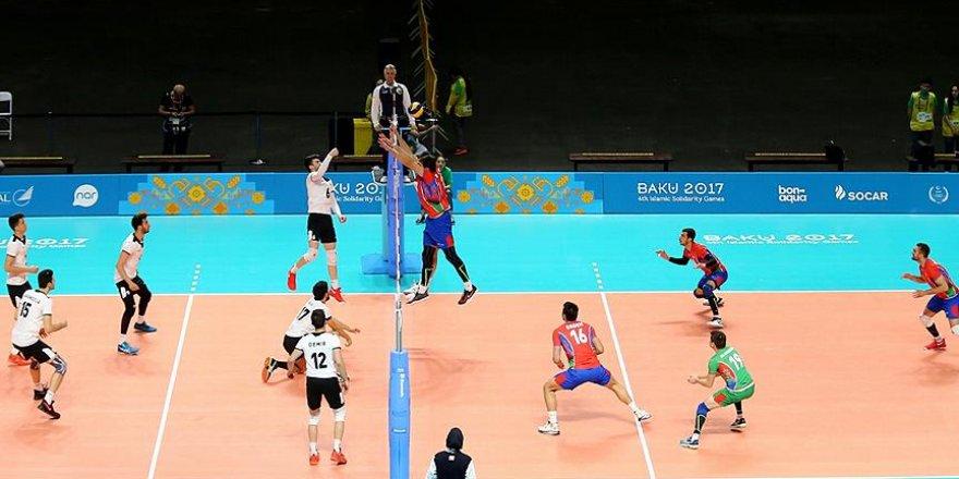 A Milli Erkek Voleybol Takımı yarı finale yükseldi