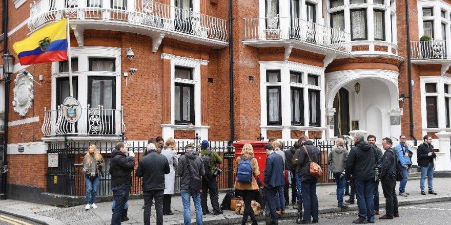 Wikileaks kurucusu Assange'ın tecavüz soruşturması kapatıldı