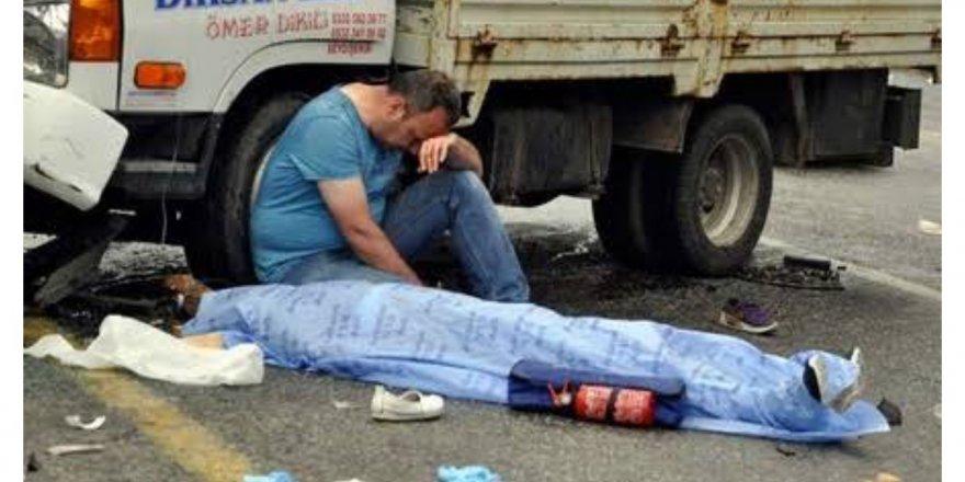 Mustafa Yayla'nın oğlu ve torunu trafik kazasında vefat etti