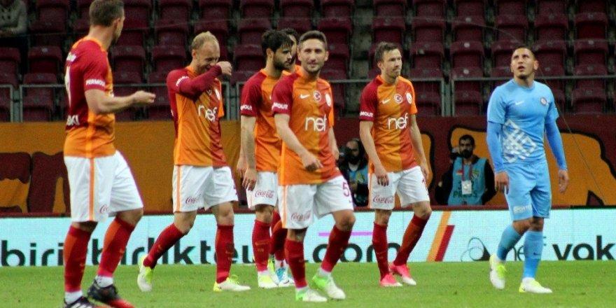 Galatasaray - Osmanlıspor maç sonucu: 2 - 0