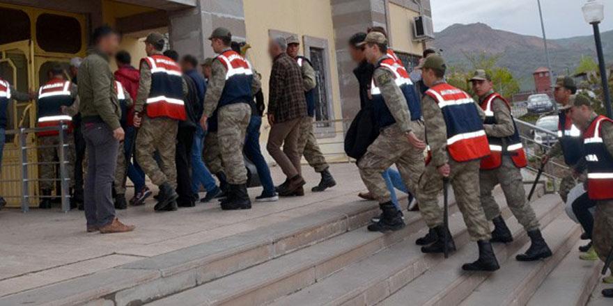 Konya'nın da bulunduğu 7 ilde göçmen kaçakçılığı operasyonu