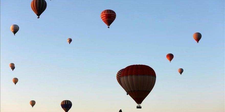 Kapadokya'da balon turları 3 gündür yapılamıyor